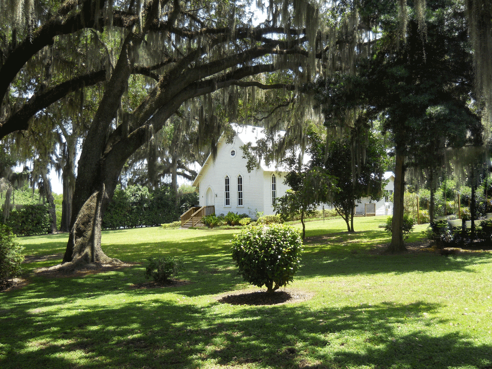Wedding Chapel a part of your Wedding Elopement Package?