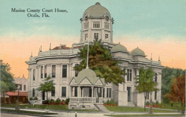 Several Florida Clerks of Court Cease Marriage Ceremonies - Old