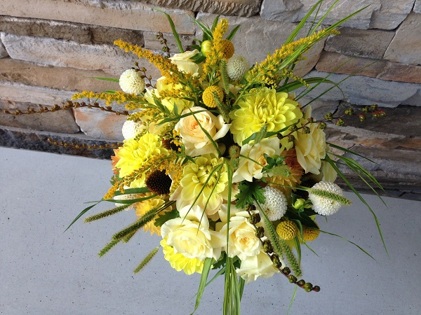 Wedding Chapel Flowers and their meaning