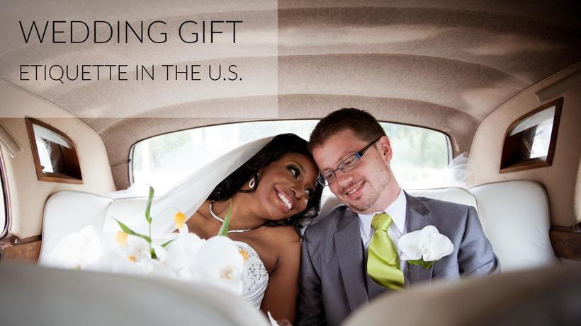 Florida Wedding Chapel – Wedding Gift Etiquette in the U.S.