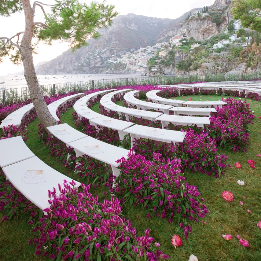 6 Unique Wedding Ceremony Seating Ideas