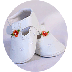 shoes-baptism-schuhchen-baby-white-noble-cute